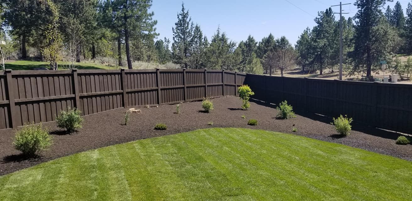 Deck and Fences - Bend Construction
